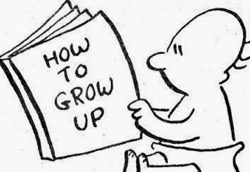 How to mature and grow up