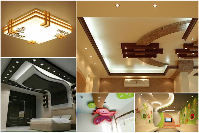 25 Modern Gyproc False Ceiling Designs
