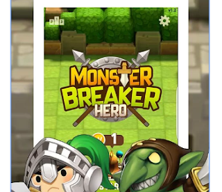 Monster Breaker Hero v2.8 Mod Apk Hack Android Download