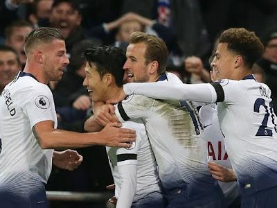 Spurs Berhasil Mengalahkan The Blues Berkat Gol Cantik Son Heung Min - Judisessions