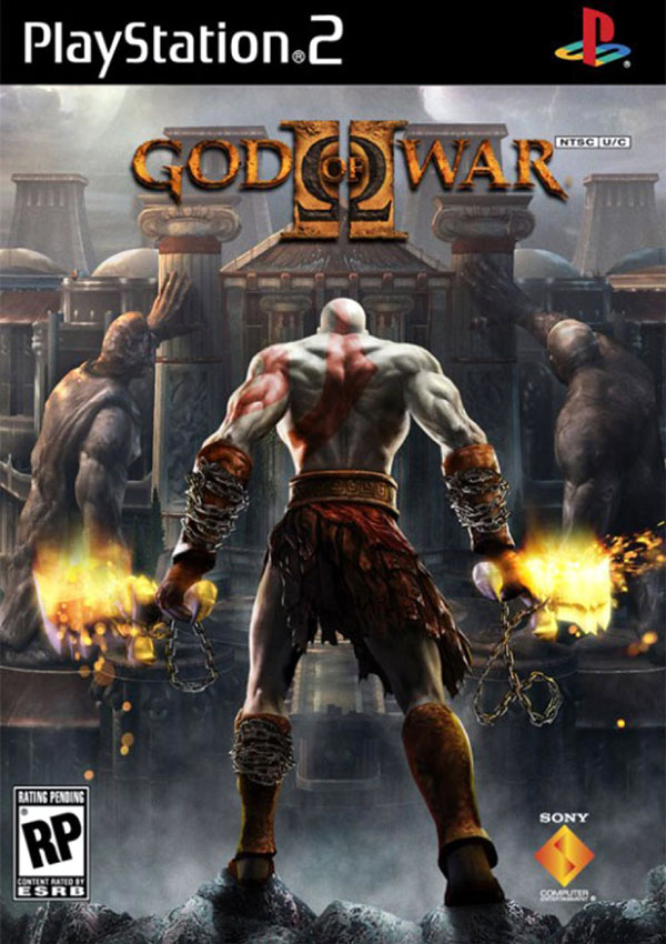 God of War 2 Download Cover Free Game