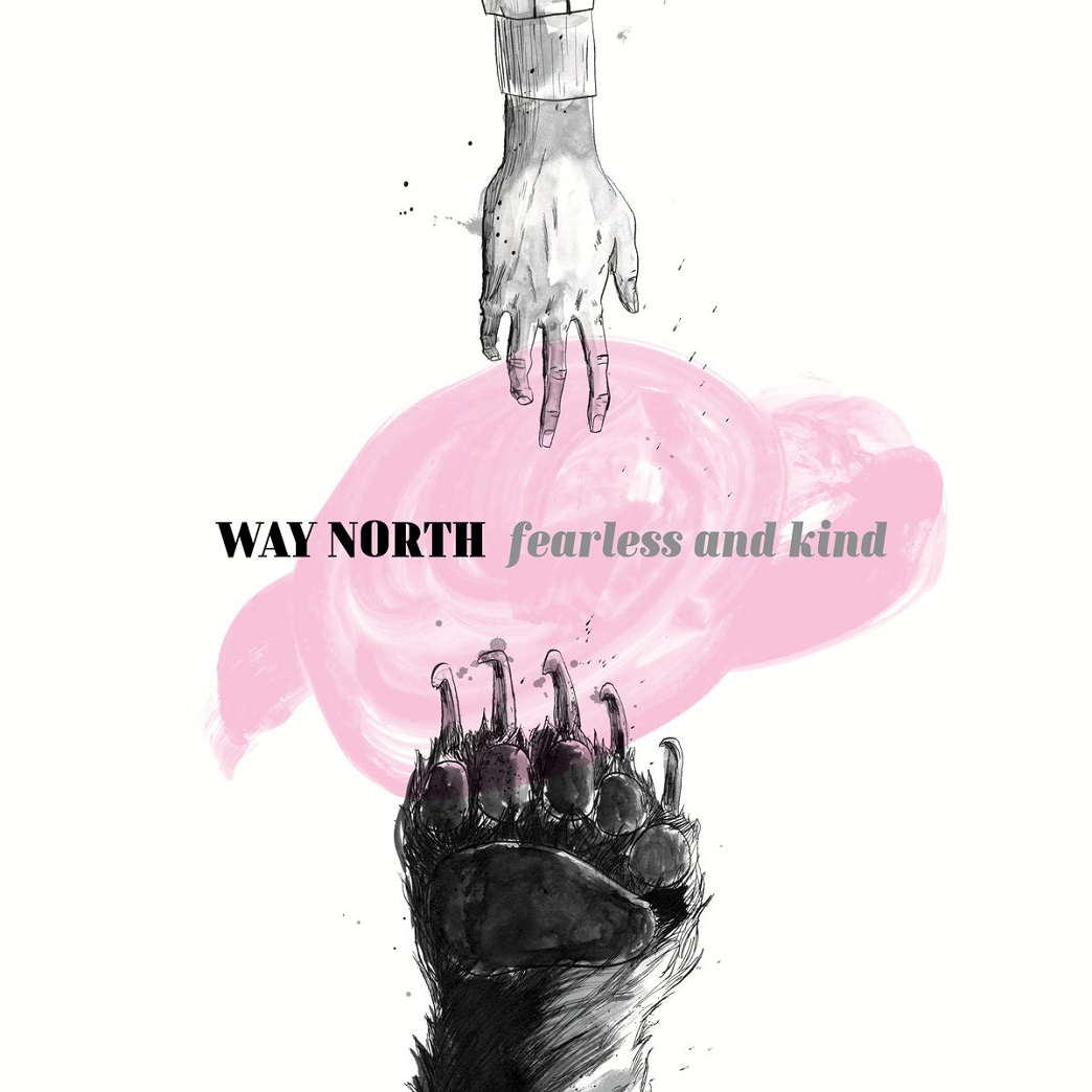 Republic of Jazz  Way North - Fearless And Kind (November 2 0673f5962cd