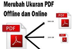 Cara Memperkecil Ukuran PDF Sesuai Syarat Pendaftaran CPNS 2018