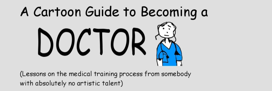 A Cartoon Guide to Becoming a Doctor