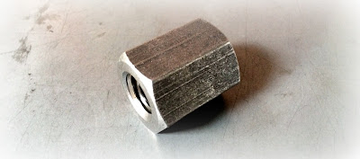 Custom/special 3/4-10 grade 5 coupling nut - engineered source is a supplier and distributor of custom/special coupling nuts in steel and stainless steel materials - covering Santa Ana, Orange County, Los Angeles, Inland Empire, San Diego, California, United States, and Mexico