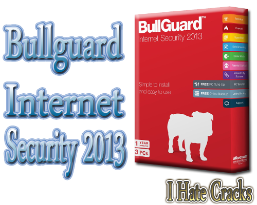 Get Bullguard Internet Security 2013 With 3 Month Free License Key