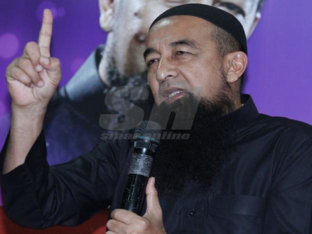 "Ustaz Azhar Idrus Jawab Soalan ""Apa Hukum Left Group Whatsapp? """