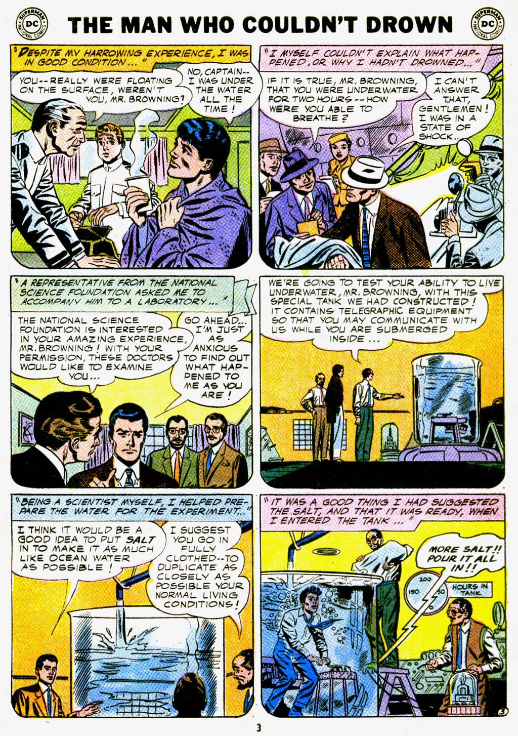 Strange Adventures (1950) issue 227 - Page 5
