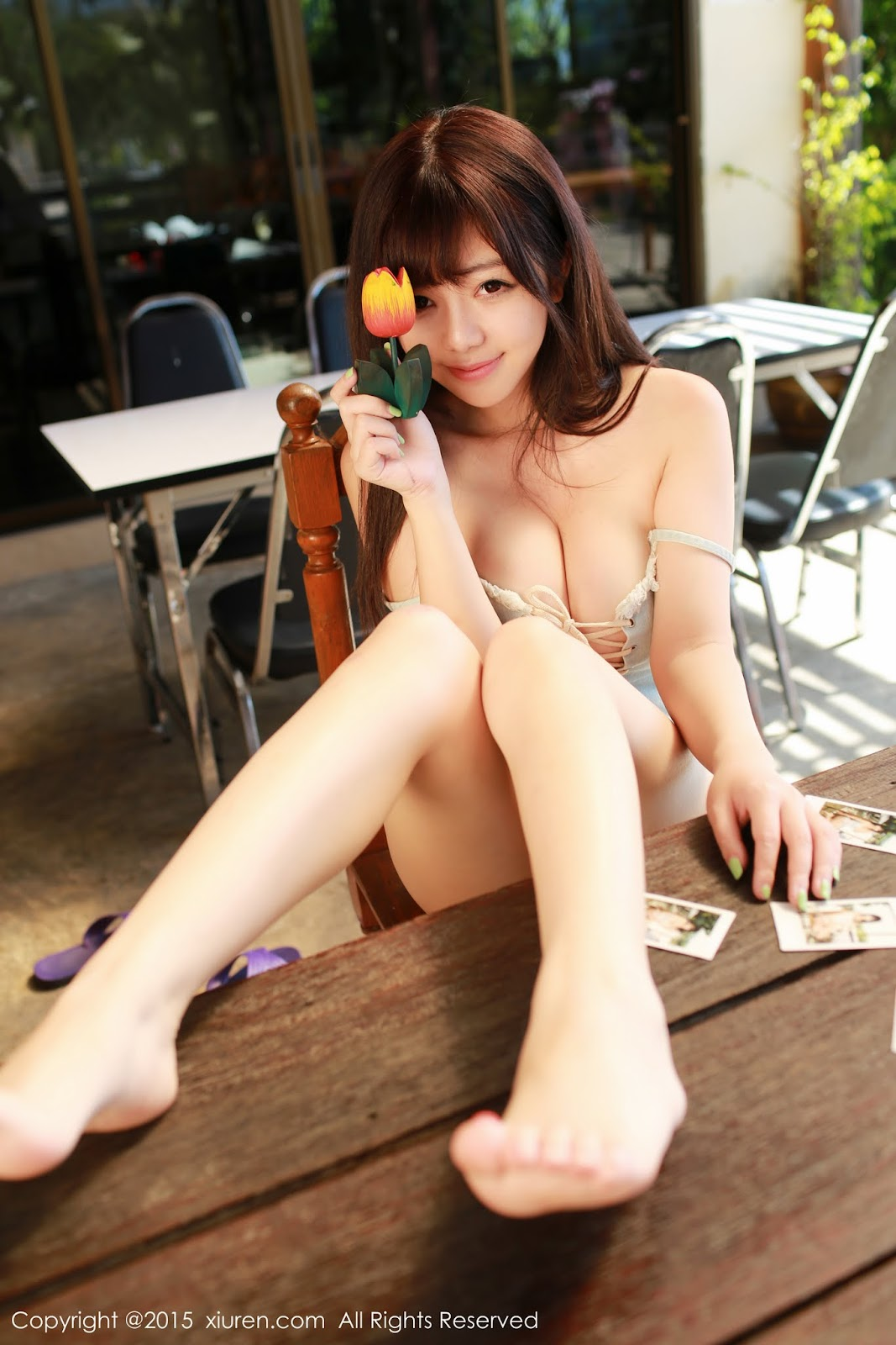0033 - Sexy Hot Girl XIUREN NO.302 FAYE