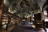 Strahov Theological Hall – Prague, Czech Republic