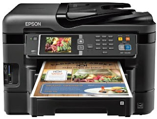 Epson WF-3640 Driver Download