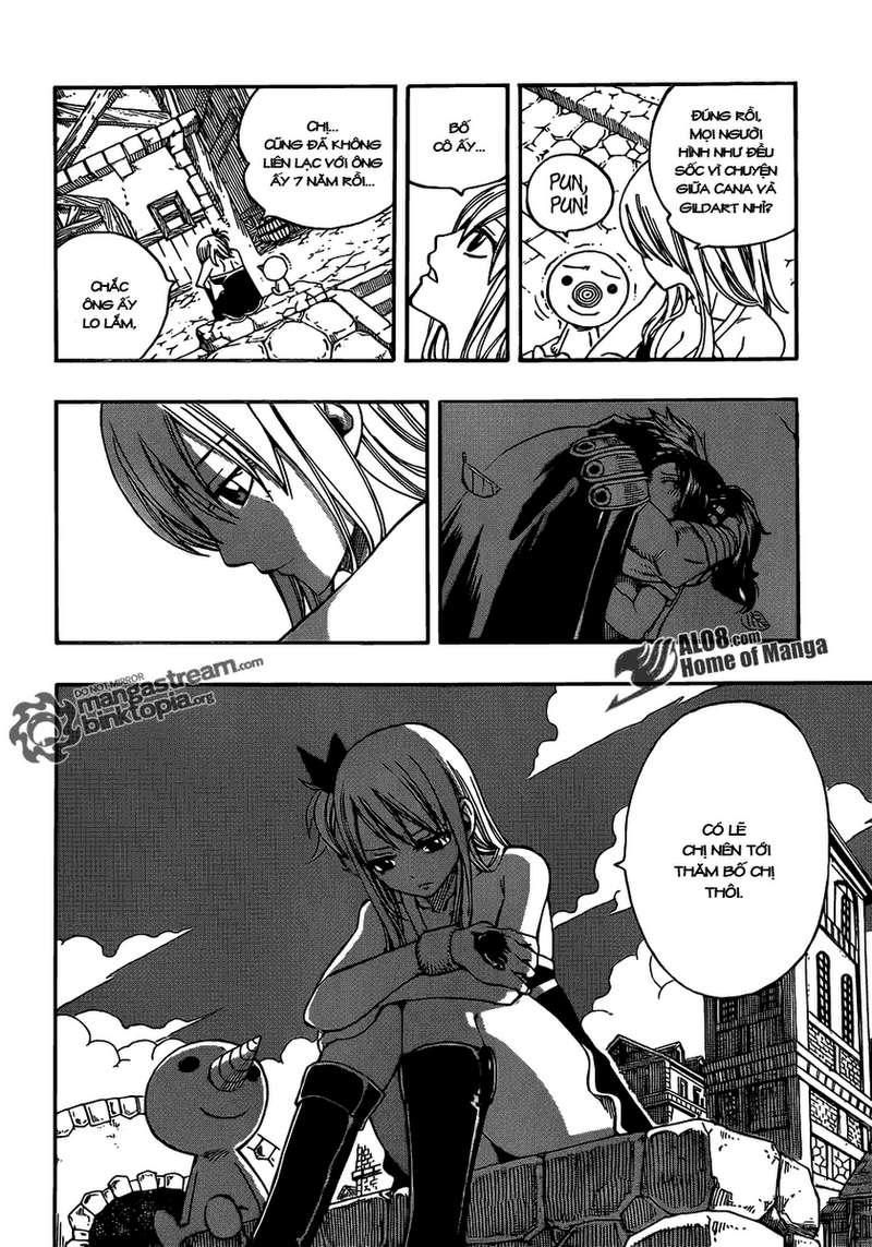 Fairy Tail chap 256 trang 14