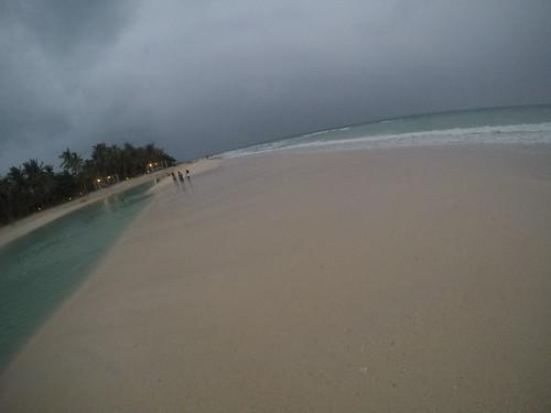 Sandbar at Kota Beach in Bantayan Island