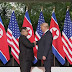 Trump ameaça retomar exercícios militares caso negociação fracasse
