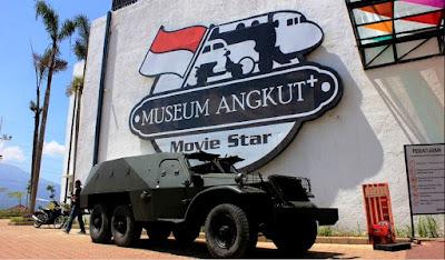 Serunya Wisata di Museum Angkut Malang
