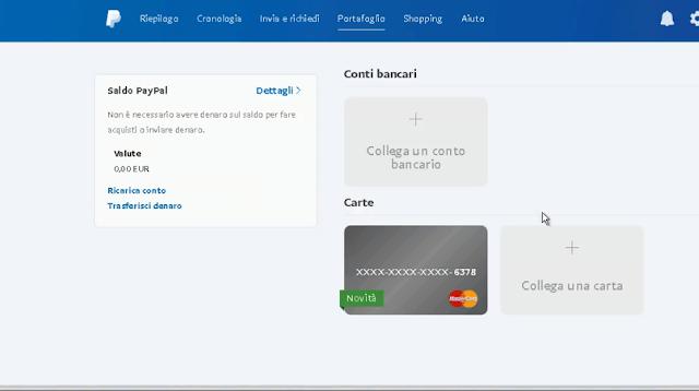 انشاء و تفعيل حساب باي بال ايطالي 2021 active paypal account IT