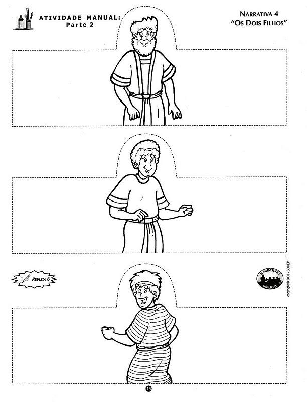 ba de recursos para o minist rio infantil fantoche de rolos de papel higi nico. Black Bedroom Furniture Sets. Home Design Ideas