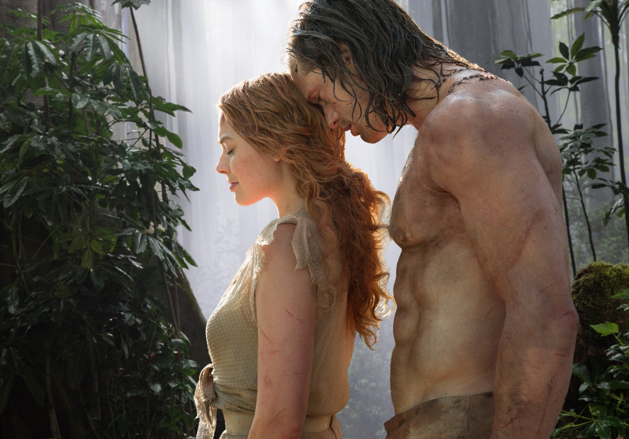 Review Filem The Legend Of Tarzan 2016 Review