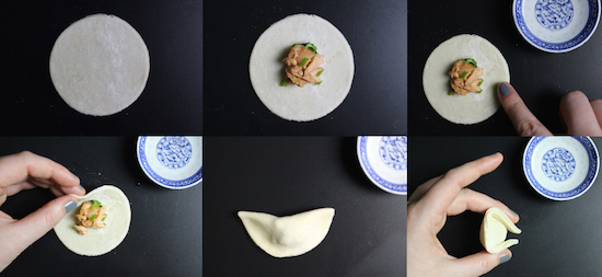 How to make wontons step by step guide