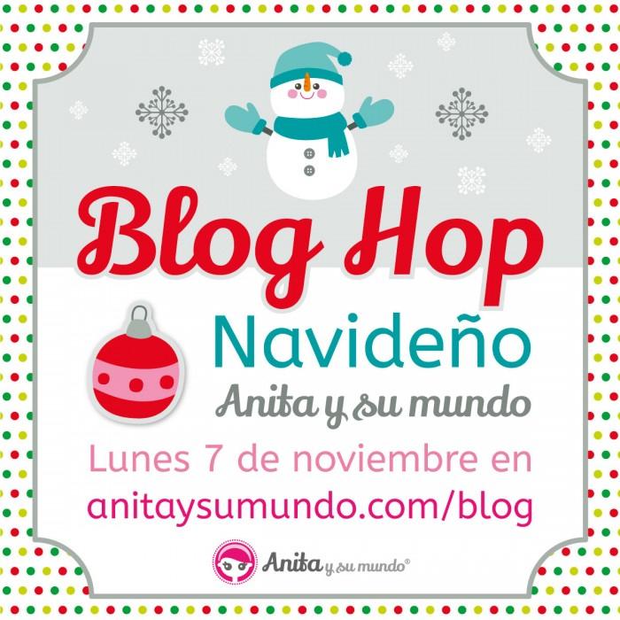 Blog hop navideño de anita y su mundo
