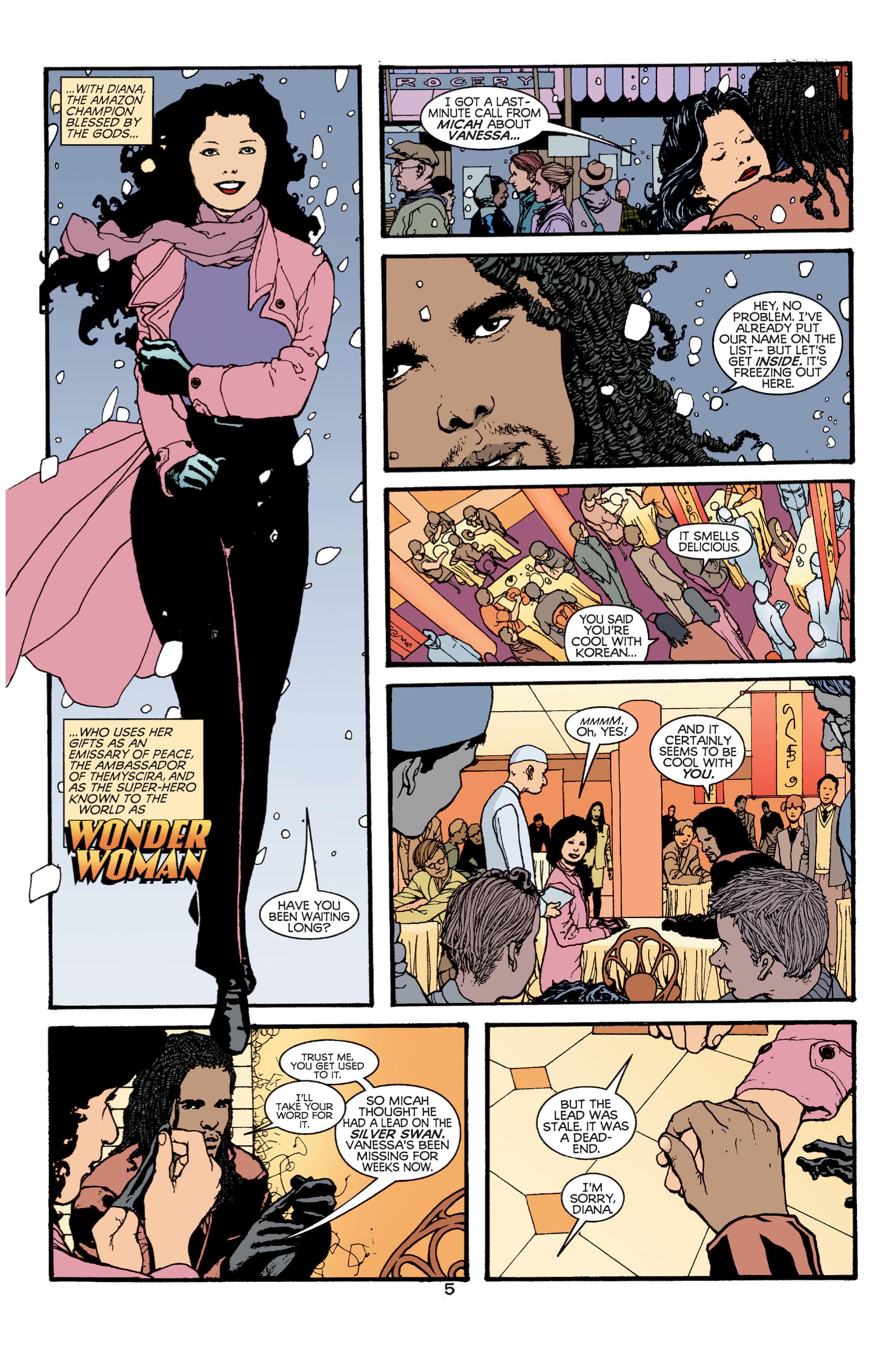 Read online Wonder Woman (1987) comic -  Issue #178 - 6