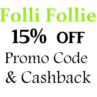 Folli Follie Coupon February, March, April, May, June 2016, Folli Follie Cashback