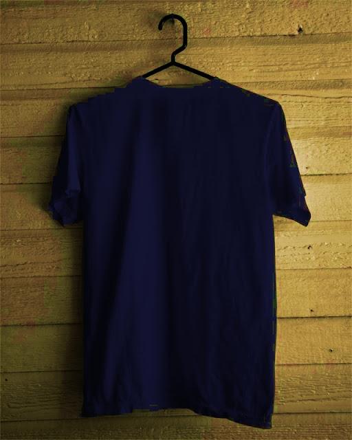 81 Koleksi Foto Desain Baju Polos Biru Dongker Depan Belakang HD Terbaru Unduh Gratis