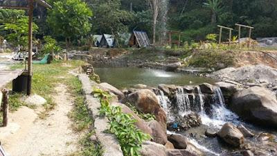 tempat menarik di selangor Kampung Sungai Lopo