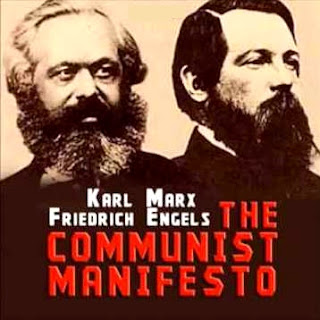 an example of political economy analysis of marx s communist manifesto The social theories of karl marx print economic and political ideas gained rapid acceptance in the in their famous 1848 communist manifesto, marx and.