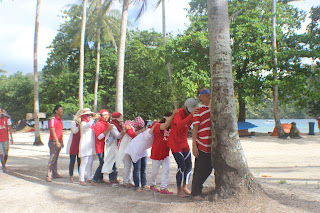 Outbond Pulau Pasumpahan