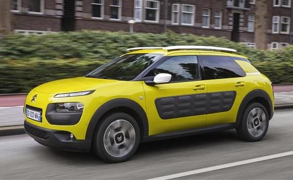 Ficha Técnica: Citroën C4 Cactus Shine 2018