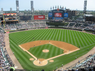 Chicago White Sox Luxury Suites