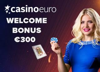 CasinoEuro Screen