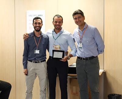 A Building & B-LUX recebe prêmios da MRV Engenharia