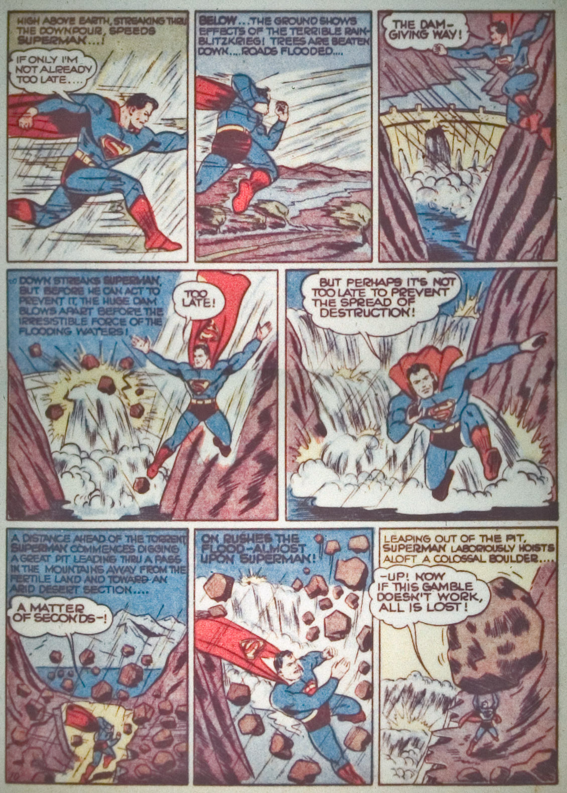 Read online World's Finest Comics comic -  Issue #1 - 12