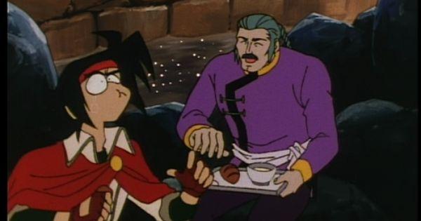 Master Asia dan Domon Kasshu