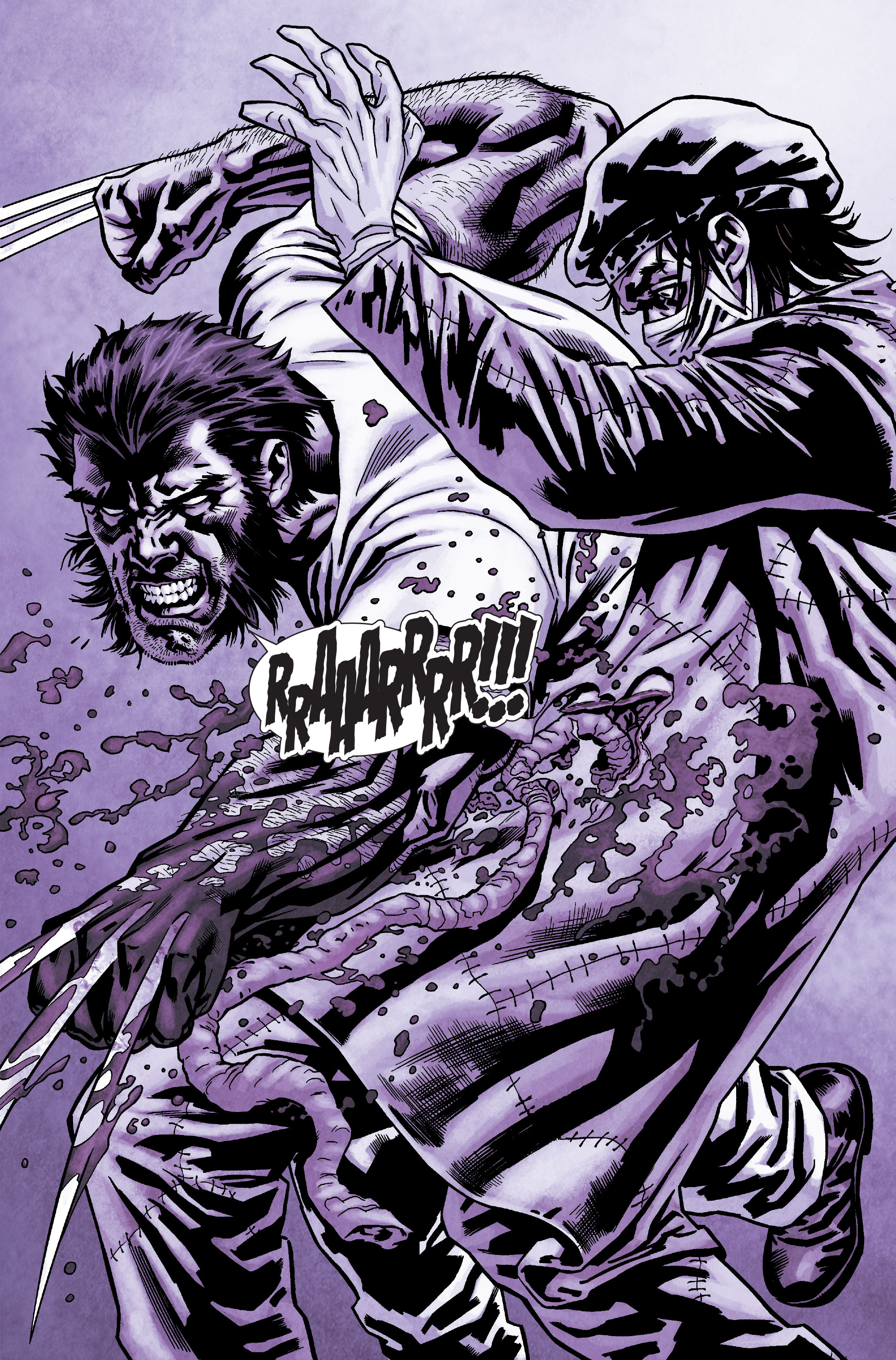 Read online Wolverine: Weapon X comic -  Issue #9 - 13