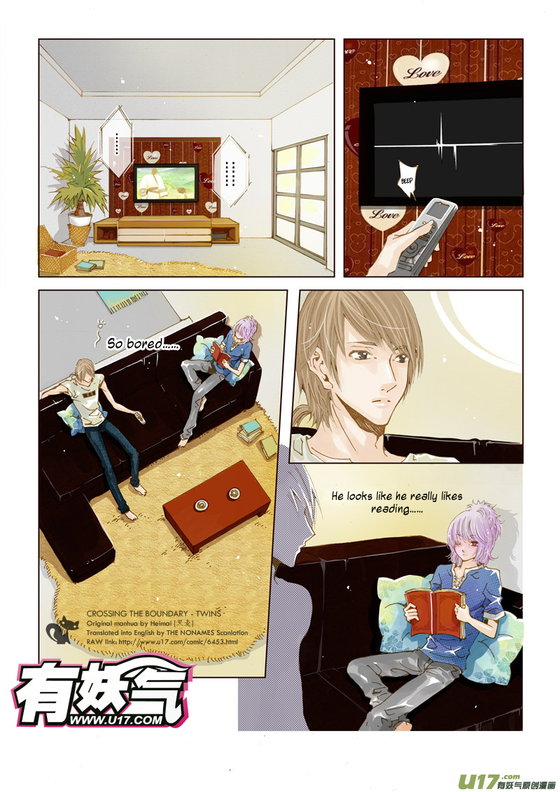 Crossing the Boundary - Twins - Chapter 16