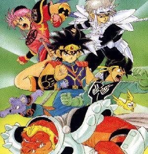 Dragon Quest: Dai no Daibouken (Las Aventuras de Fly) Latino