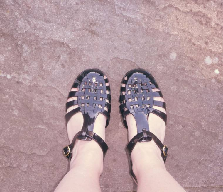 Jelly Sandals: Next Big Trend?
