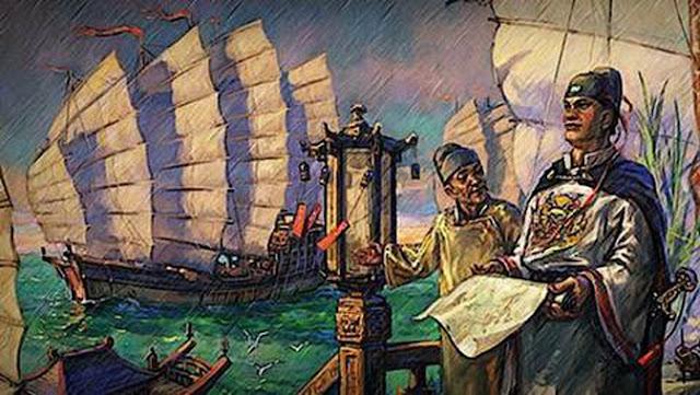 Perjuangan Cheng Ho dari Kasim Hingga Menjadi Laksamana Dinasti Ming