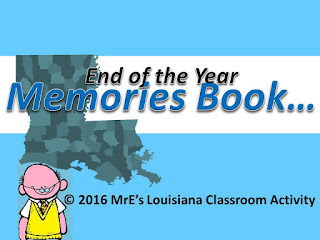 https://www.teacherspayteachers.com/Product/LOUISIANA-End-ofthe-Year-MEMORY-BOOK-2555249