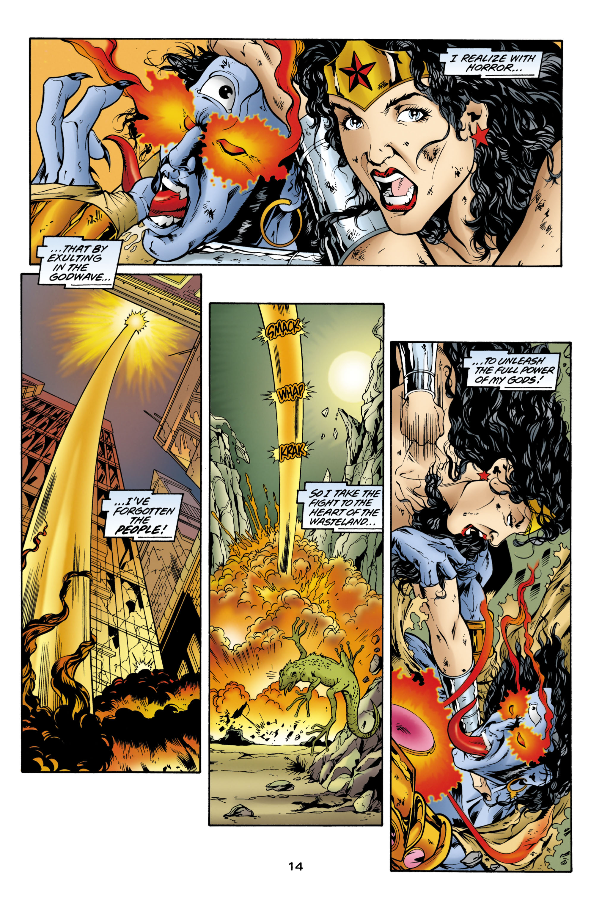 Read online Wonder Woman (1987) comic -  Issue #152 - 15
