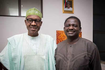 Buhari is not sick, he only went to rest- Adesina