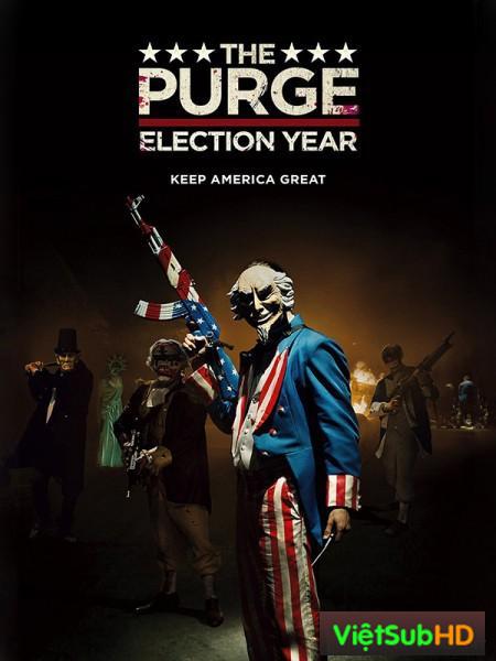 Sự thanh trừng 3: Năm bầu cử