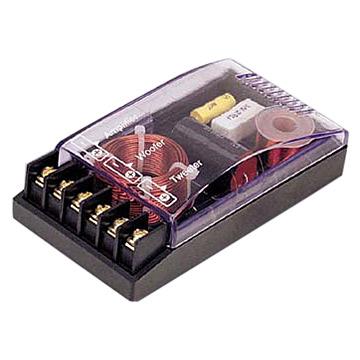 speaker crossover circuit speaker crossover circuit diagram circuit  schematic electronics wiring 3 way speaker crossover speaker