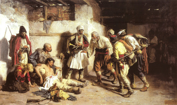 Petar Meseldija Art Paja Jovanovi Vrac 1859 Vienna