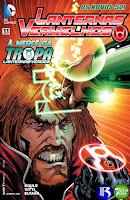 Os Novos 52! Lanternas Vermelhos #33