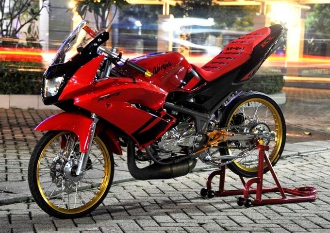 referensi modifikasi ninja rr