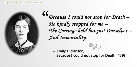 Quotations by Emily Dickinson